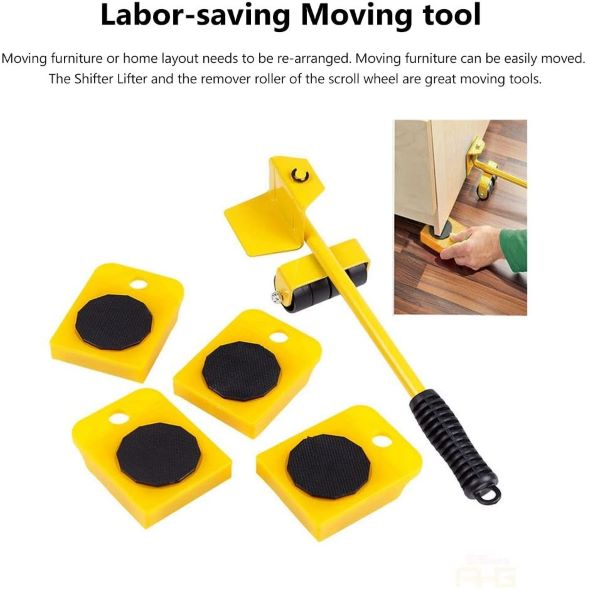 (New Year Promotion- SAVE 50% OFF) Furniture Transport Tools