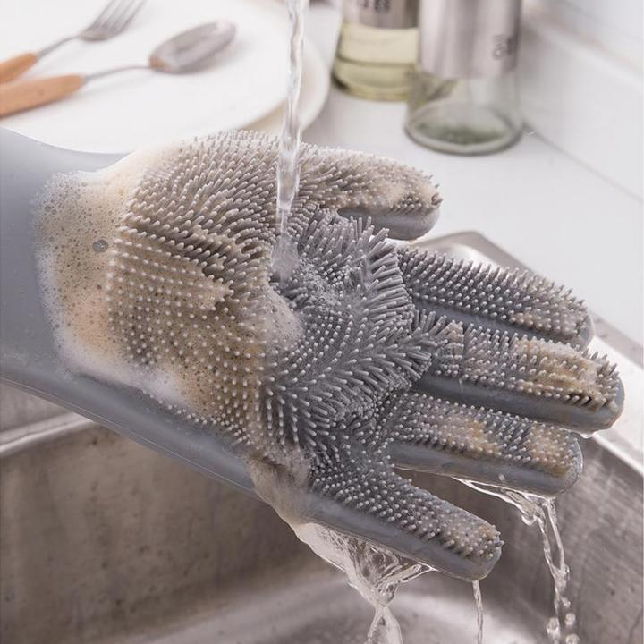【BUY 2 FREE SHIPPING】50% OFF TODAY-Magic Gloves-(Factory Outlet)