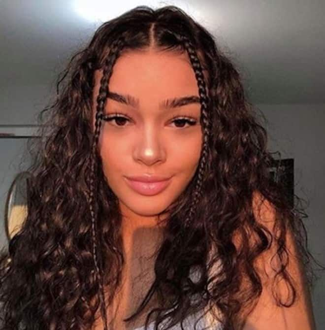 Lace Front Wigs Black Curly Hair Super Wave Hair Cheap Hair Bundle Deals Deep Wave Weave
