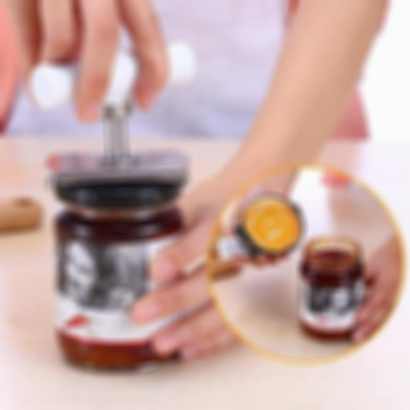 Buy Three Get Four+Free shipping——Size Adjustable Stainless Steel Jar Opener