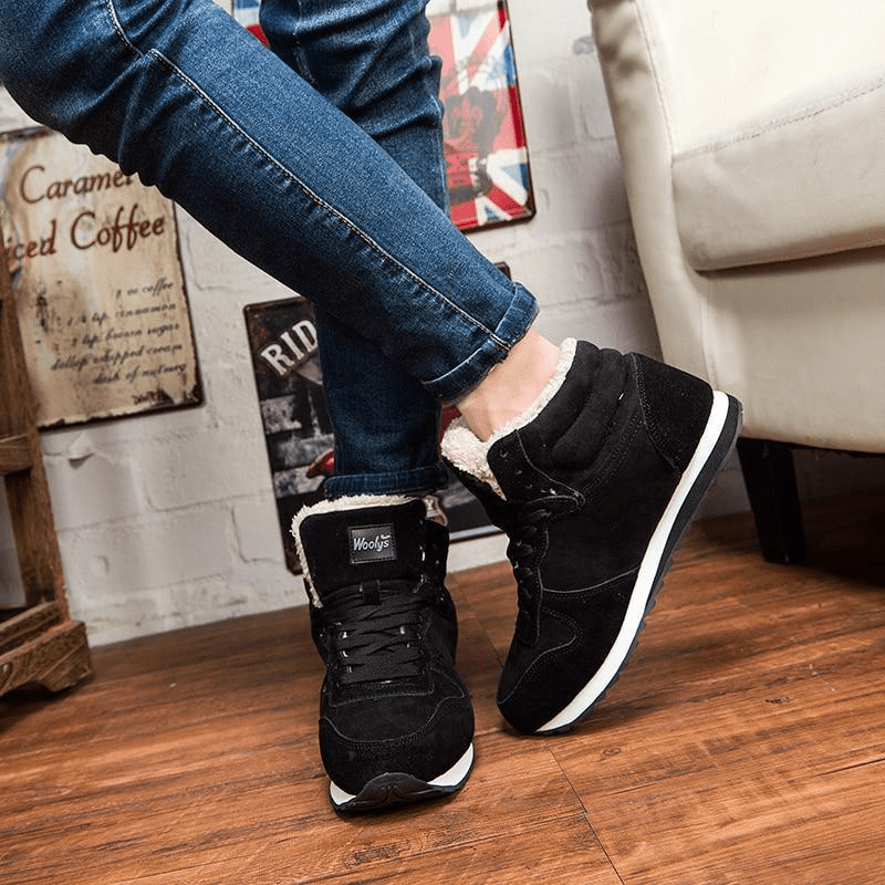 High Quality Men's Winter Boots 2019!