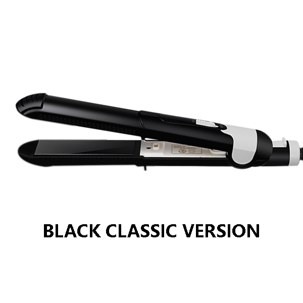 60% OFF Holiday Promotion-2 IN 1 Hair Curler and Straightener