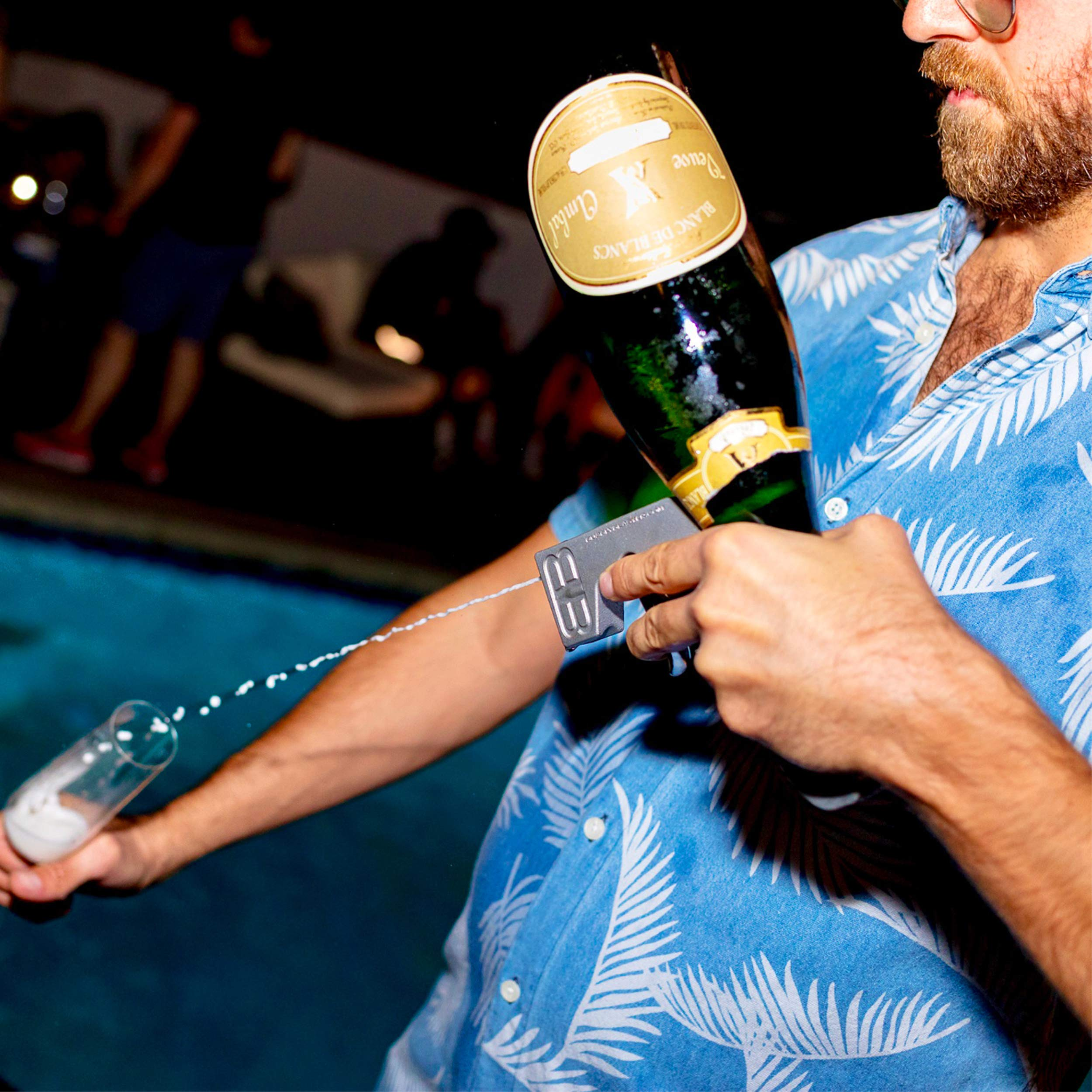 Champagne Bubbly Blaster- Free Shipping