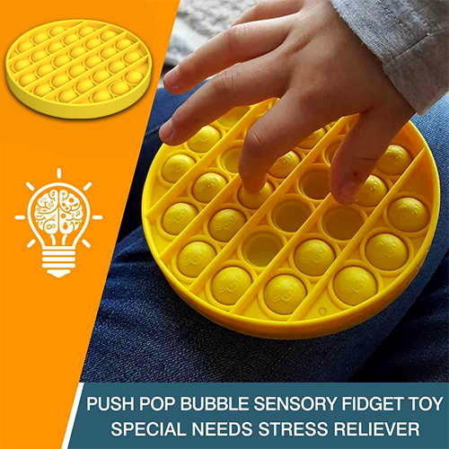 【50%OFF】Bubble Pops Fidget Toy | An artifact to relieve stress