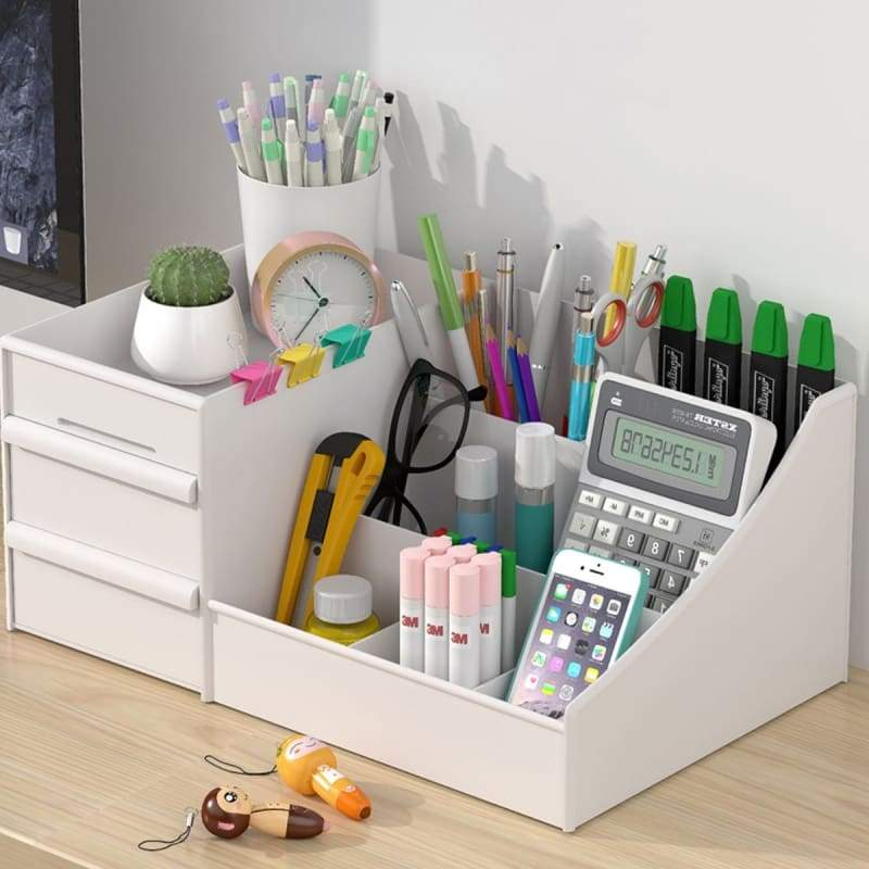 3 Colors Makeup Drawers Organizer Storage Box Jewelry Container Case Cosmetic Drawers Rack Shelf Home Office Desktop Sundries Organizers