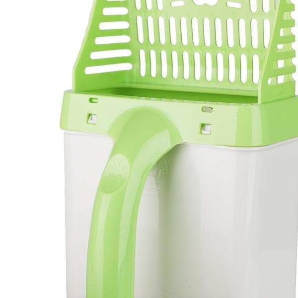 50%OFF--Cat Litter Sifter Scoop System with Extra Waste Bags