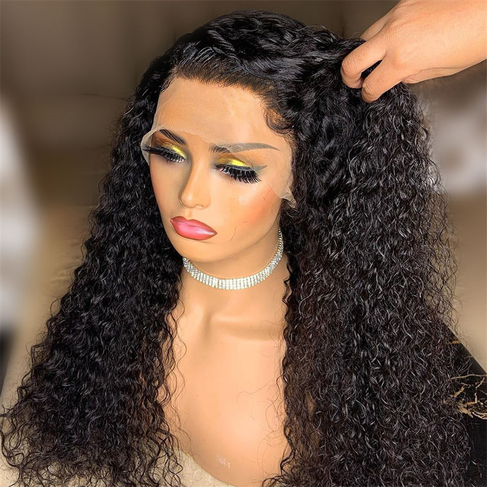 Luna wigs 1 x4 Lace Front 20-26 Inch Long Curly Wigs