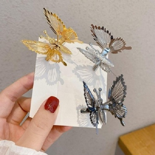 Buy 2 Get 1 Free🦋Creative interactive butterfly hair clip