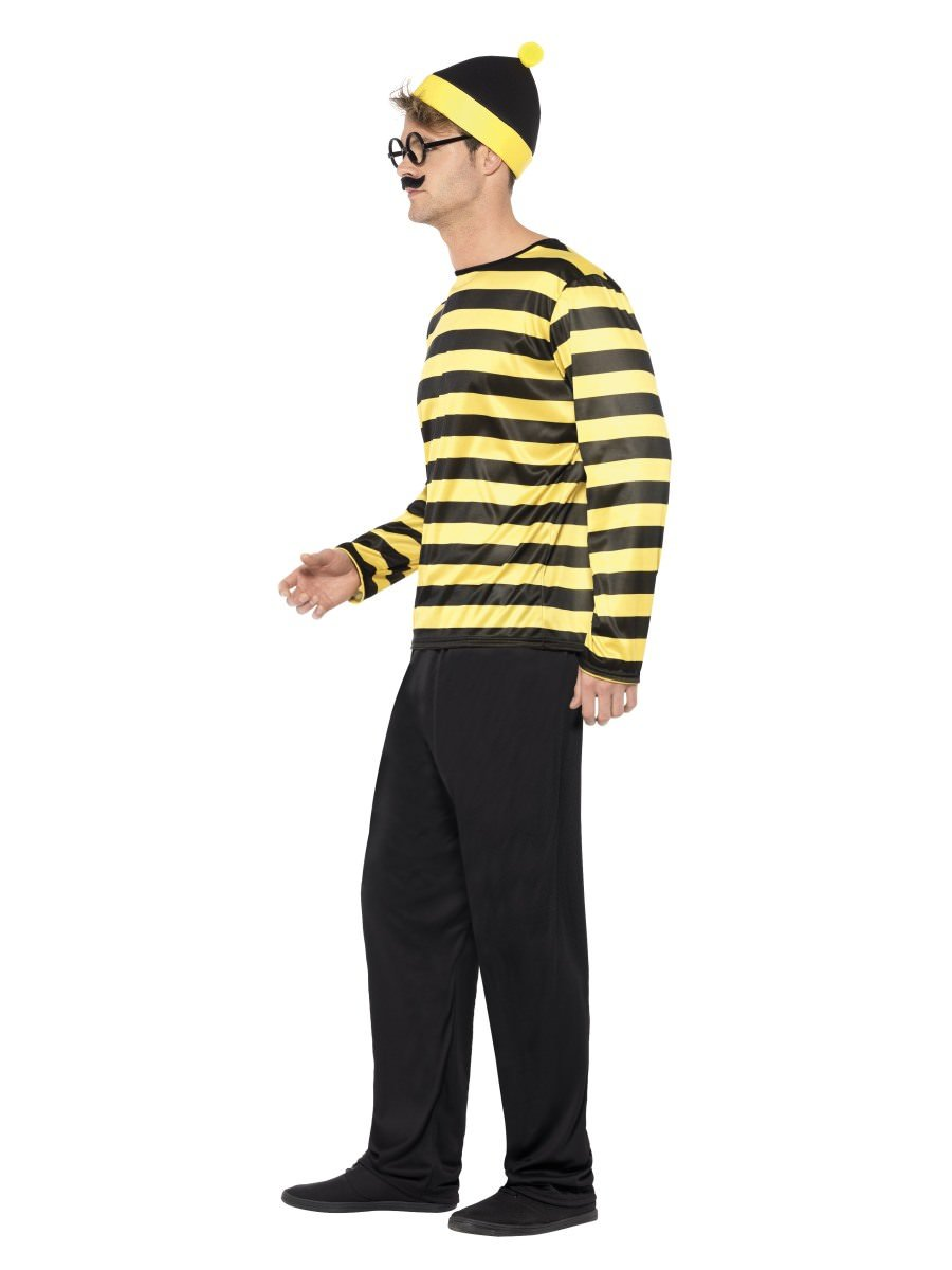 Where's Wally Odlaw Costume