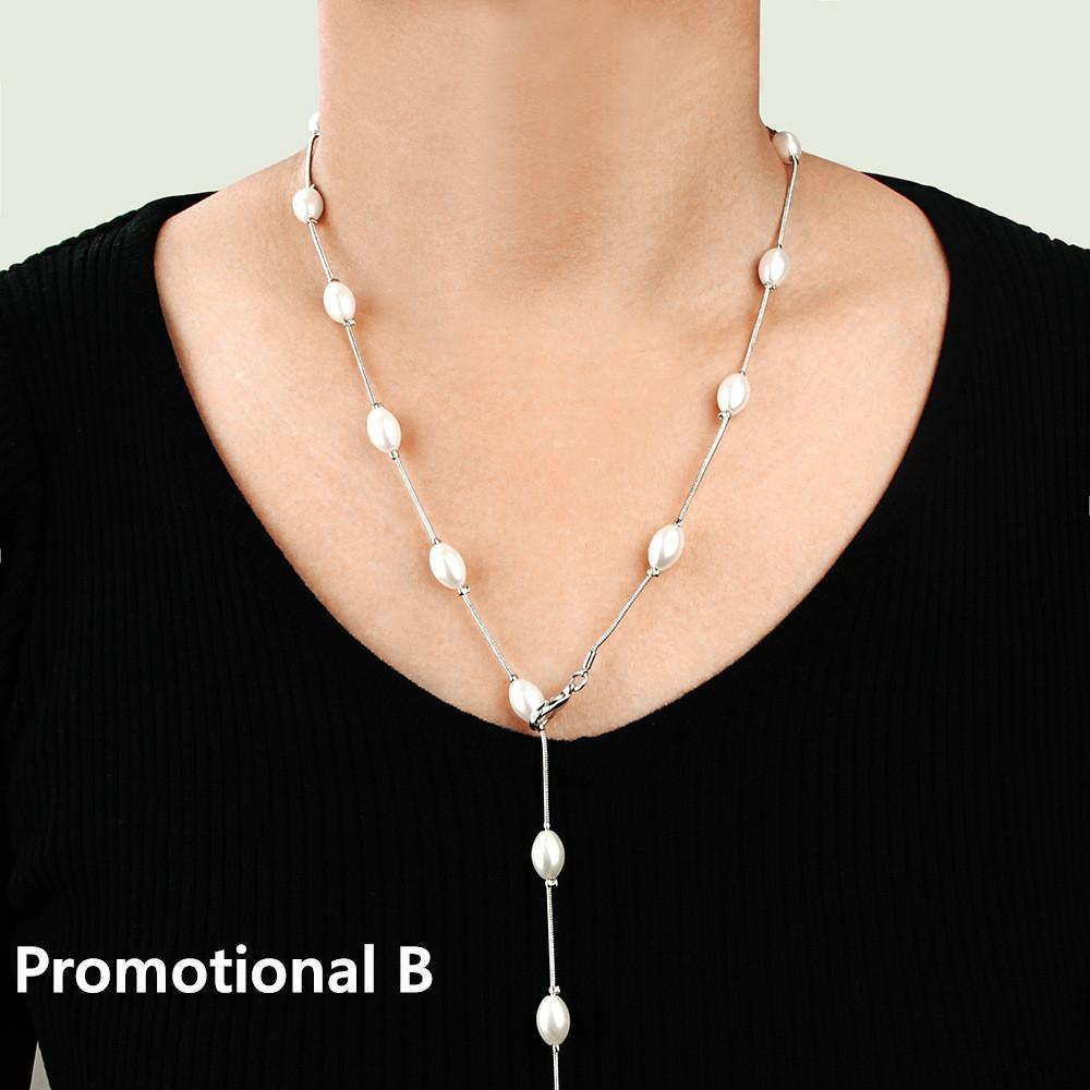 2020 New Necklace For Women  Tribal Earrings Sterling Silver Link Necklace