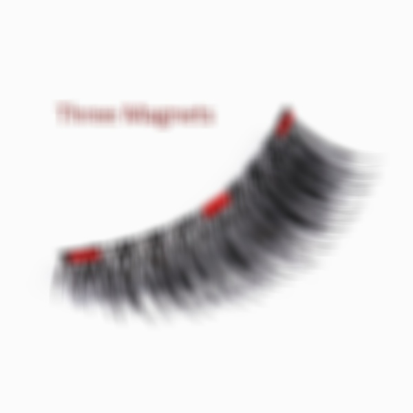 【Buy More Save More】3D Magnetic Eyelashes
