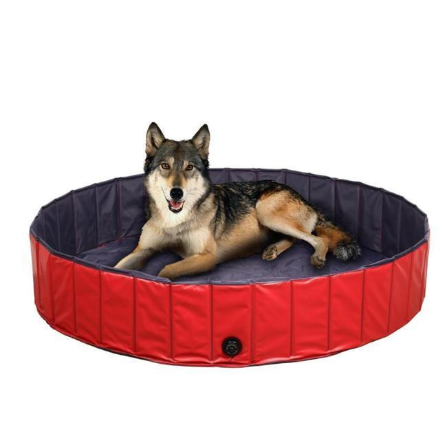 Portable Paw Pool【50% OFF+FREE SHIPPING】