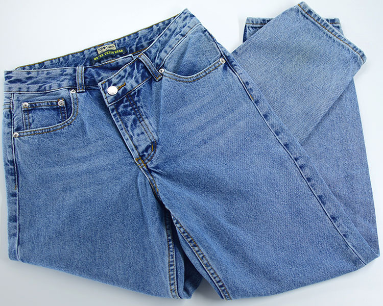 FREE SHIPPING-Women Loose Jeans