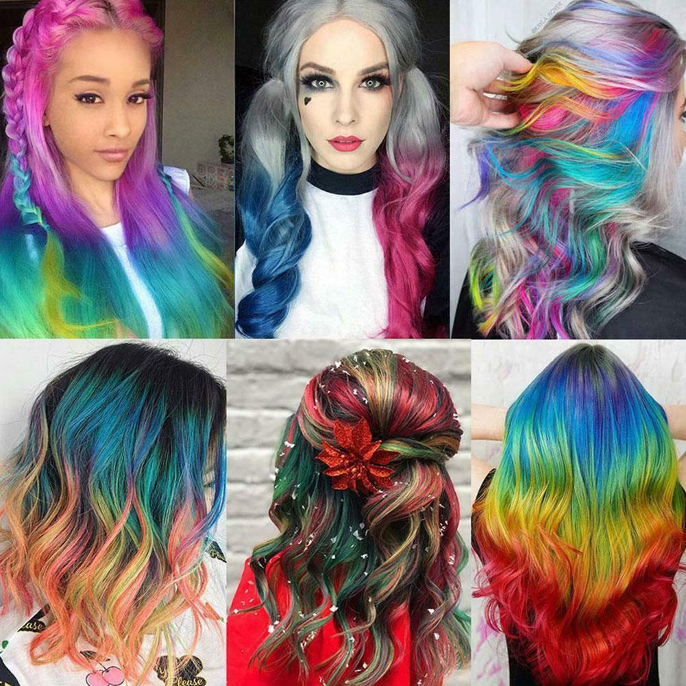 🔥Thermochromic Color Changing Dye Hair Cream🔥
