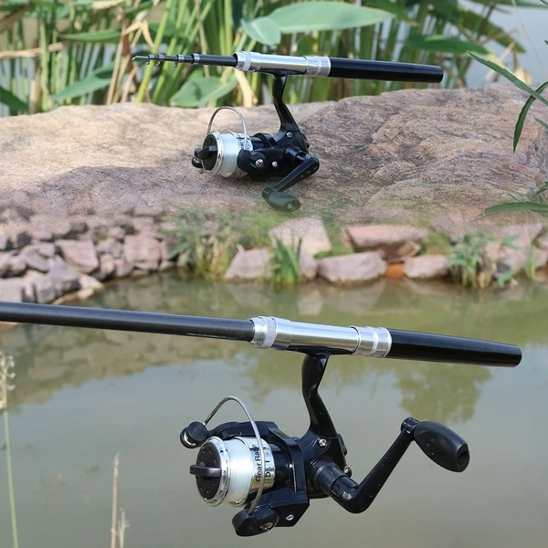 🎣🎣Pocket Fishing Rod-Great for your Travel & Next Adventure🎣🎣