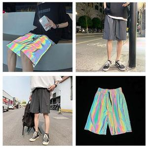 【⭐LAST DAY 50% OFF⭐】Reflective Fluorescent Shorts for Casual Night Running