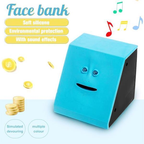Buy 2 Free Shipping!The Cute Face Bank Best Gift Idea