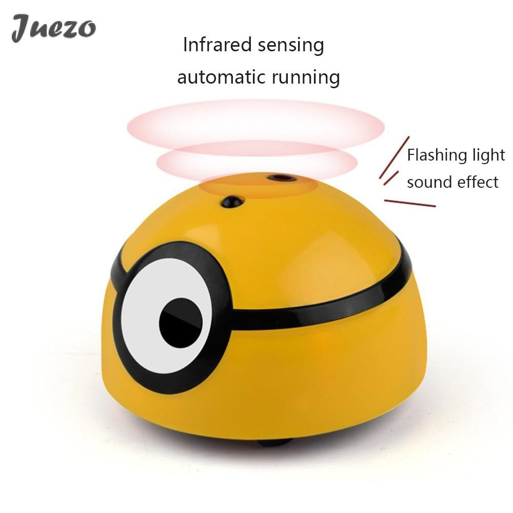 Intelligent Escaping Toy Cat Dog Automatic Interactive Toys Catch Me For Kids Pets Infrared Sensor Pet Supplies Dogs Cats Toy