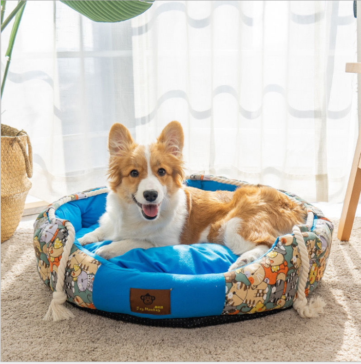Four Seasons Universal Removable And Washable Pet Nest
