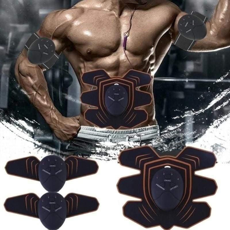 NEWEEST EMS Muscle Training Gear Hip Trainer Electric Trainer Helps Lift Shape Fitness Equipment