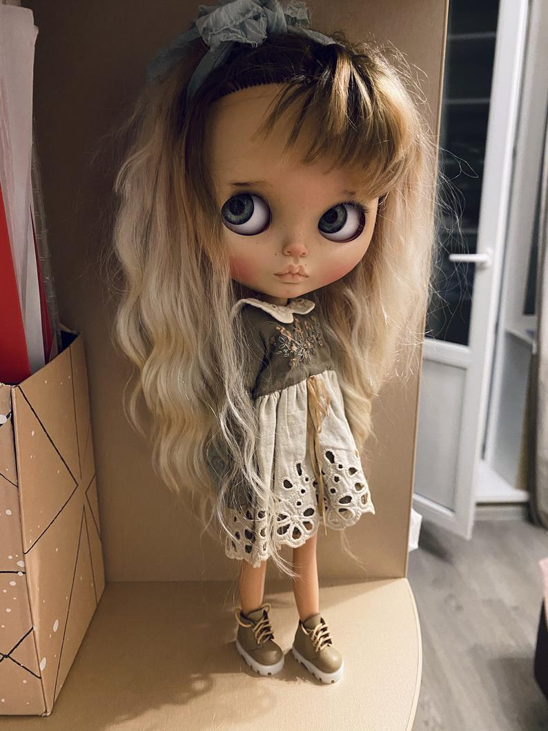 Miki-Exclusive Collection Doll,Blythe Doll