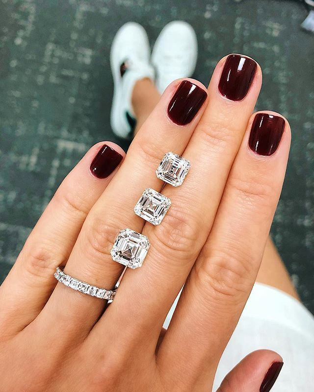 2020 New Rings For Women Ruby Costume Jewelry Moissanite Diamond Rings Oval Pave Engagement Ring White Stone Necklace