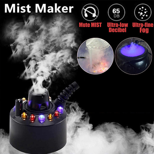 🎁Perfect Gift For Halloween🎁Ultrasonic Mist Maker Fogger