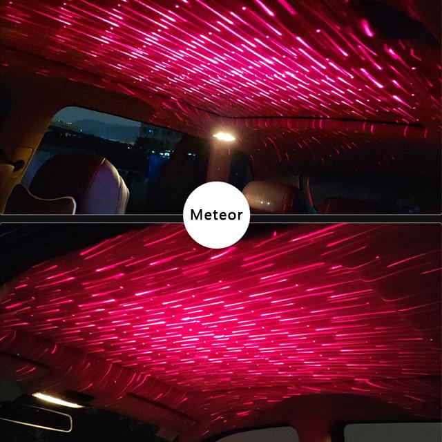 Copy of Hot Sale-Car Atmosphere Lamp Interior Ambient Star Light(No Need to Install )
