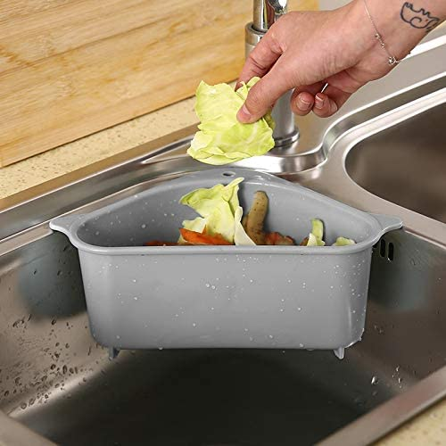 (🎄Early-Christmas Flash Sale🎄-48% OFF)Triangle Sink Holder(Buy3 get 1 free+free shipping)