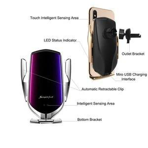 💥Early Summer Hot Sale 50% OFF💥Wireless car phone charger (10W fast charging)