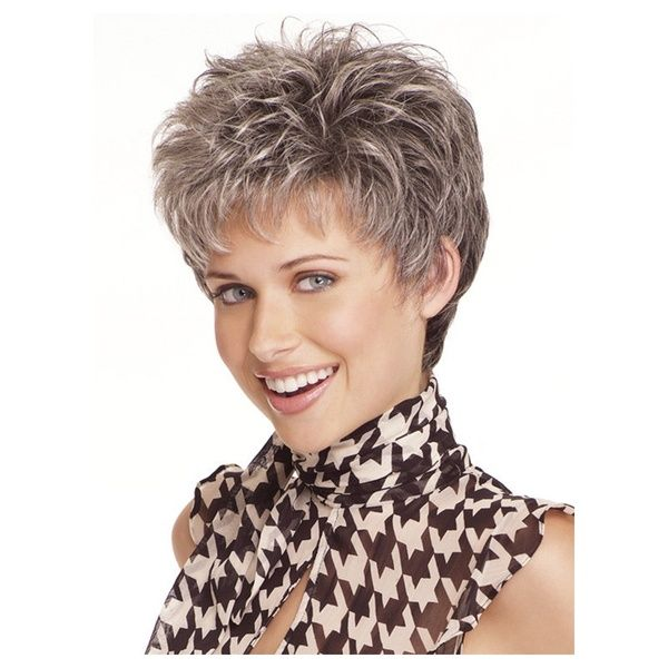 Gray Wigs African Americans African American Gray Hair Pieces Will Toner Cover Gray Will Toner Cover Gray