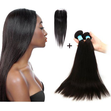 2020 New Straight Wigs Black Long Hair Short Straight Hair With Bangs African American Half Wigs And Falls
