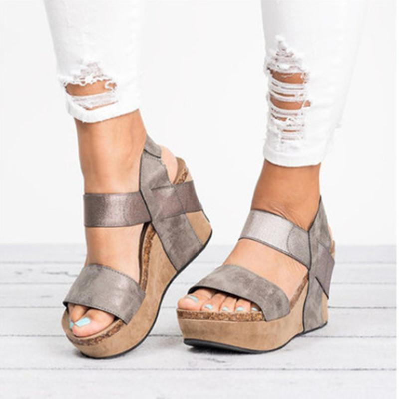2019 Summer New Arrival Sandals For Ladies