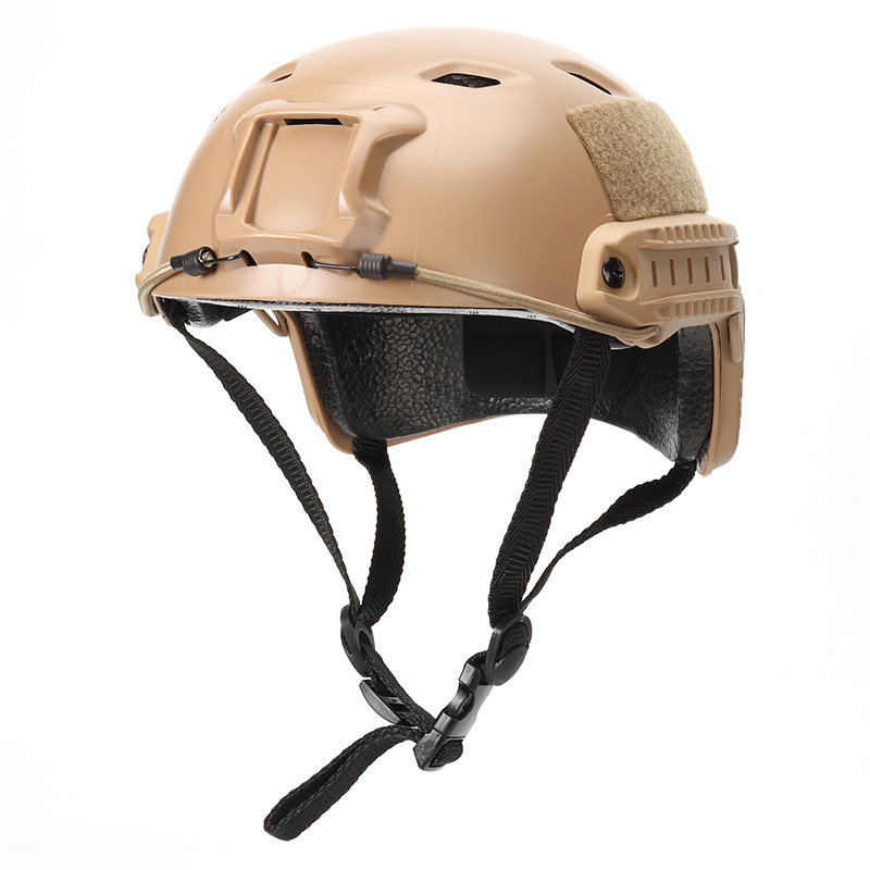 Field equipment military paratrooper helmet