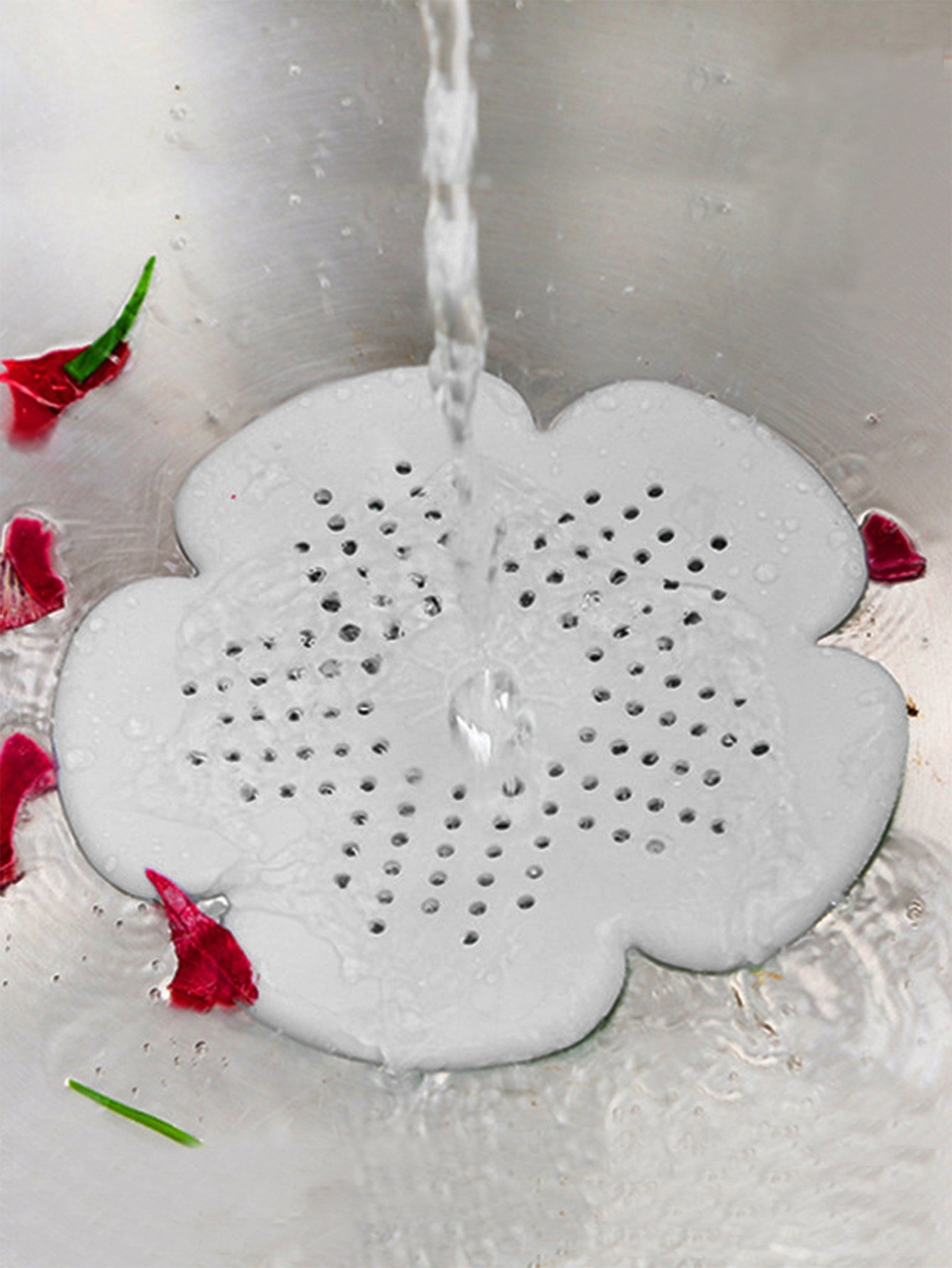 Flower Shaped Sink Filter
