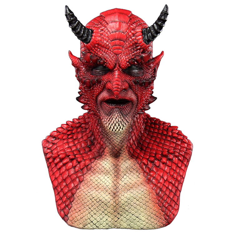 Belial the Demon Halloween Balaclava