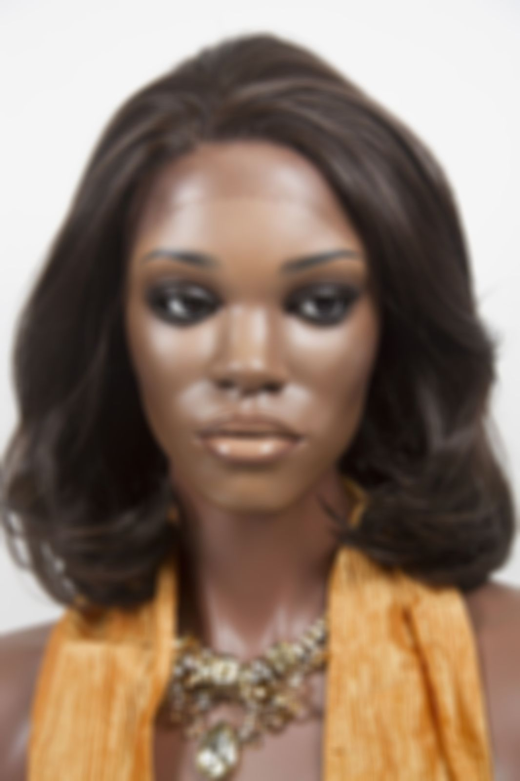 Lace Front Black Wig black lace wig american caucasian Lace hair wigs