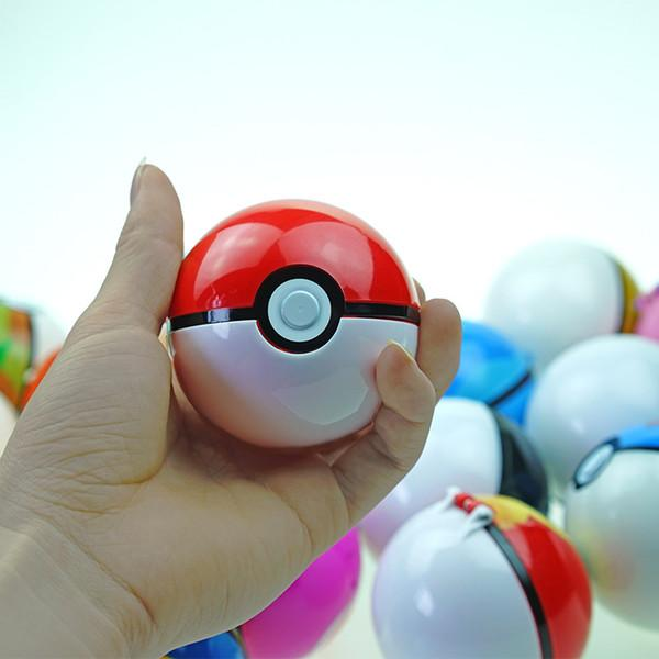 New Arrival 21 Kinds Pikachu 7cm ABS Elf balls Anime Ball with 3cm Action Figures Super Master Fairy Ball Toys kids dolls