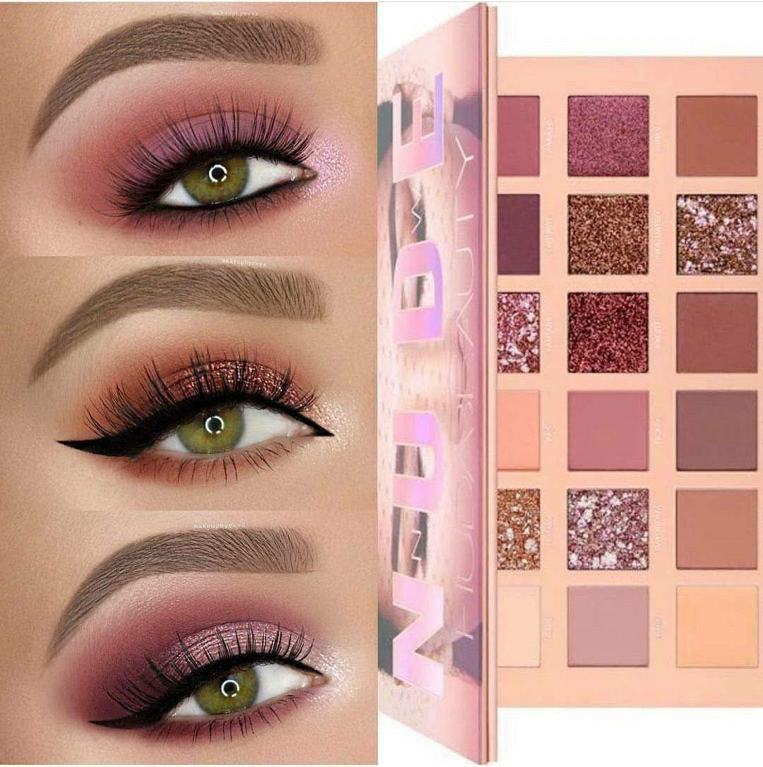 HUDA BEAUTY The New Nude Palette 19.7g