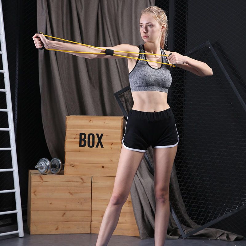 Figure 8 Yoga Resistance Band Pull Rope (Buy 2 Free Shipping)