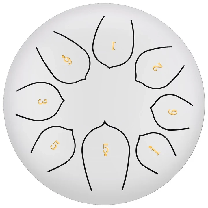 HOT SALE-Alloy Steel Tongue Drum-(WOELDWIDE FREE SHIPPING&FREE GIFT PACKS)