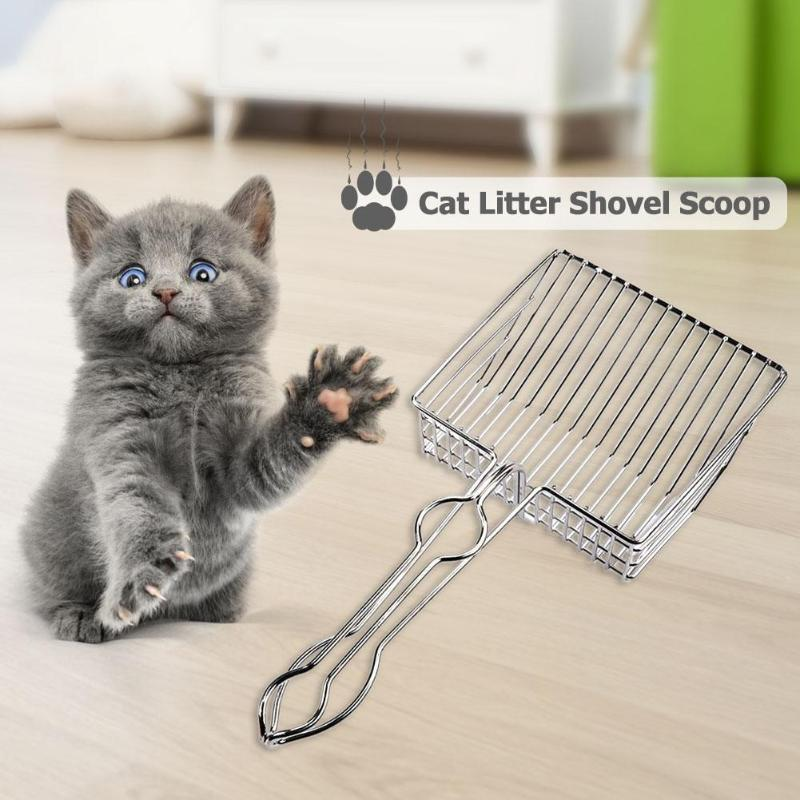 😻The LITTER SCOOPER That Saves Time & Reduces Dust!