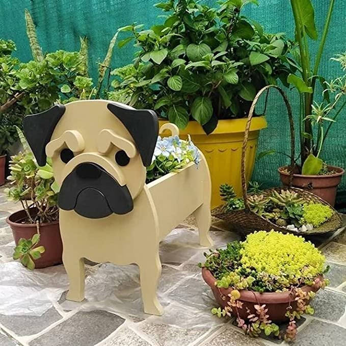 💥Buy 2 ge20% off💥Pet puppy potted gardening decoration