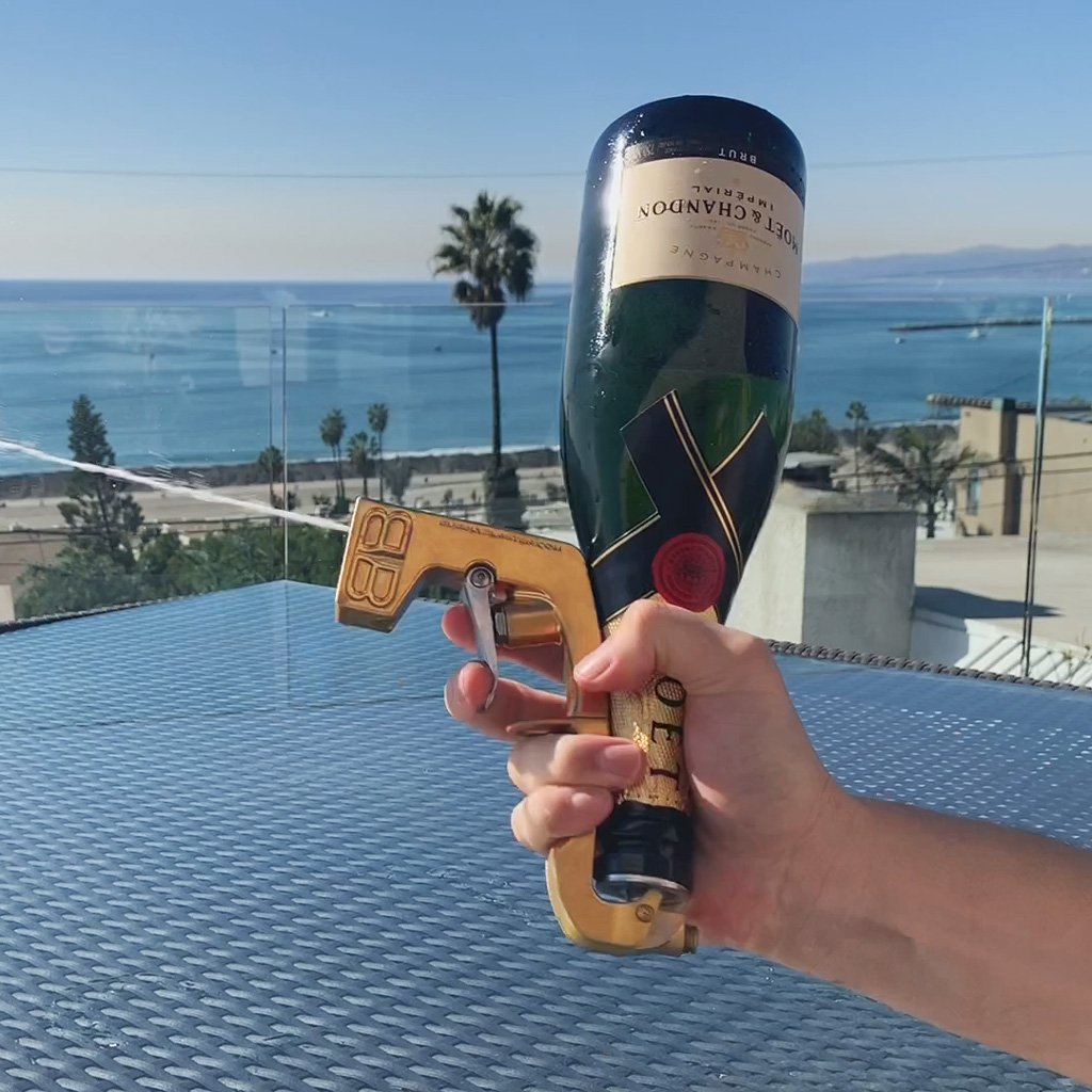 Champagne Bottle Shooter【FREE SHIPPING】
