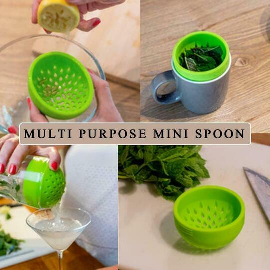 Micro Kitchen Colander || Strain, Drain & Contain