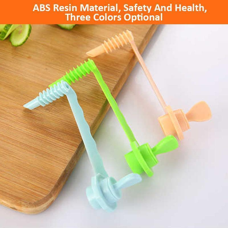 Creative Fruit and Vegetable Manual Flower Roller