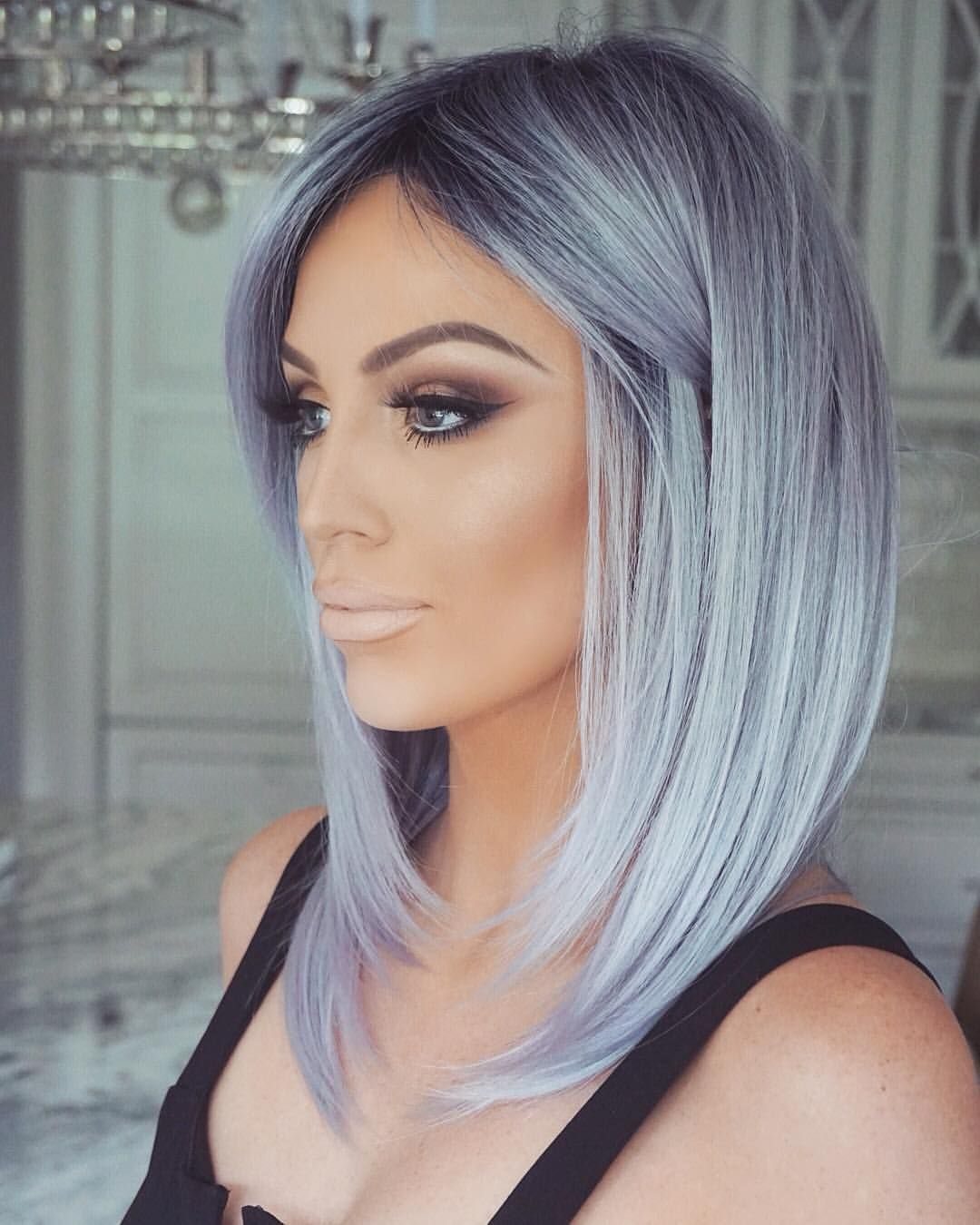 2020 New Gray Hair Wigs For African American Women Freedomwigstore Sabrina Spellman Wig Bowsette Wig Pompadour Wig Wet And Wavy Bob