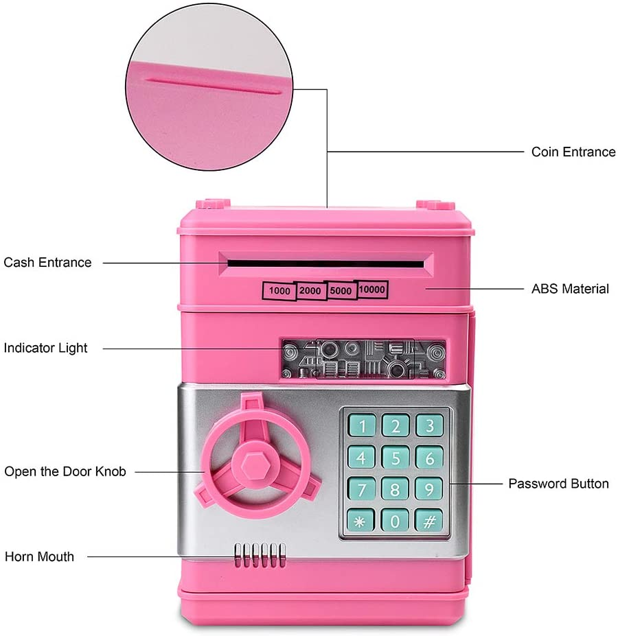 Electronic Piggy Bank ATM📢50% OFF