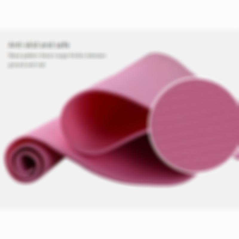 Yoga Mat 6MM Thick Non-slip NBR Material