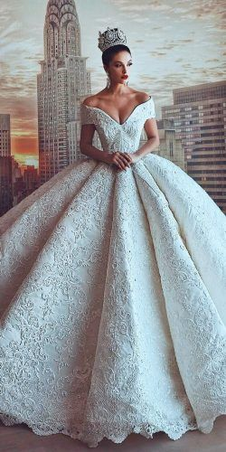 Fashion Dress Wedding Lace Dresses Beat Saler Lace Ball Gown Wedding Dress Budget Bridal Boutique Western Style Wedding Dresses Pale Blue Wedding Dress Modern Gown Free Shipping